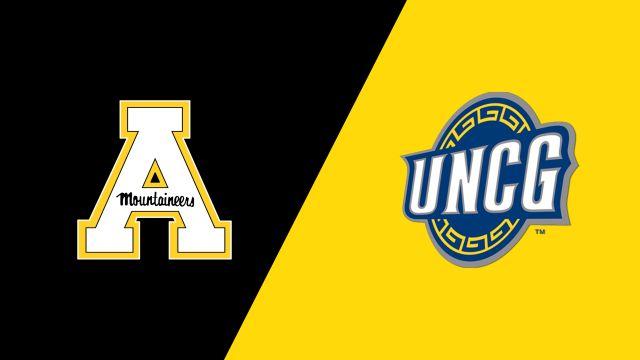 Appalachian State vs. UNC Greensboro (Softball)