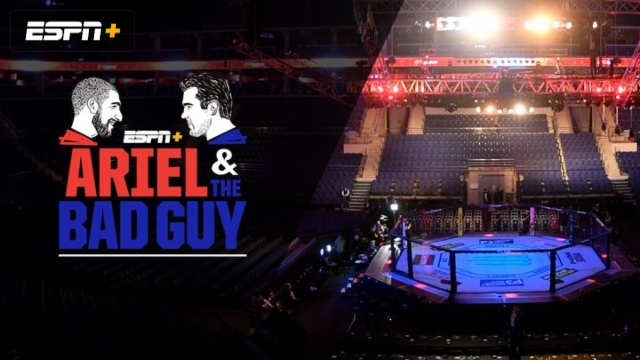 Fri, 3/27 - Ariel and the Bad Guy: Where will UFC 249 be held?
