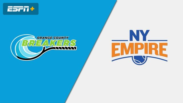 Orange County Breakers vs. New York Empire