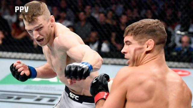 Al Iaquinta vs. Dan Hooker (UFC 243)