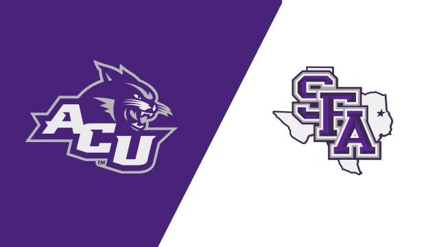 Abilene Christian vs. Stephen F. Austin (Football)