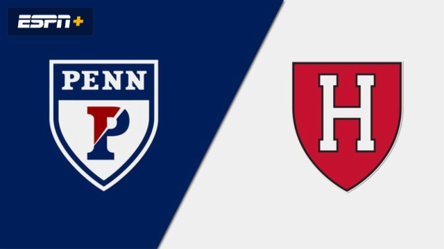 Pennsylvania vs. Harvard (M Basketball)
