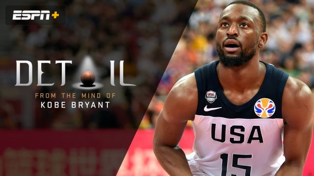 Kobe Bryant: Breaking Down Kemba Walker (FIBA)