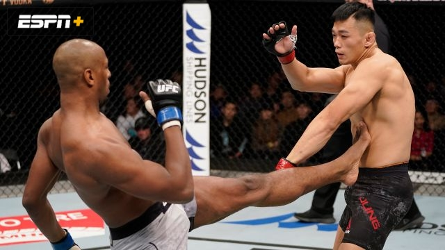 UFC Fight Night: Edgar vs. The Korean Zombie (Main Card)