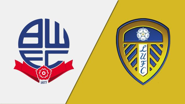Bolton Wanderers vs. Leeds United (English League Championship)