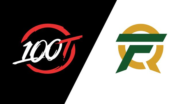 6/23 100 Thieves vs FlyQuest