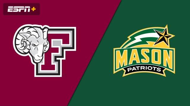 Fordham vs. George Mason (W Volleyball)