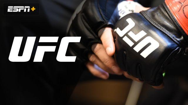 UFC Fight Night Pre-Show: Joanna vs. Waterson