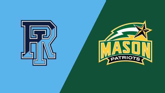 Rhode Island vs. George Mason (W Soccer)