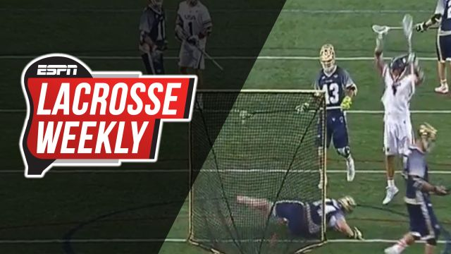 Wed, 7/11 - Lacrosse Weekly
