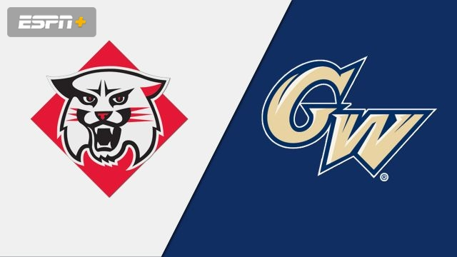 Davidson vs. George Washington (M Soccer)