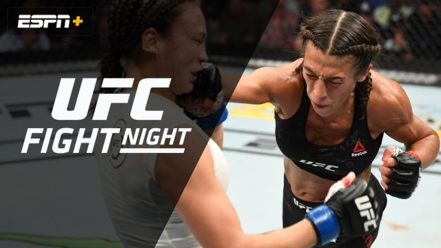 UFC Fight Night Post Show: Joanna vs. Waterson