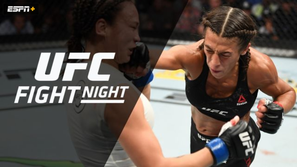 UFC Fight Night Post Show: Joanna vs. Waterson