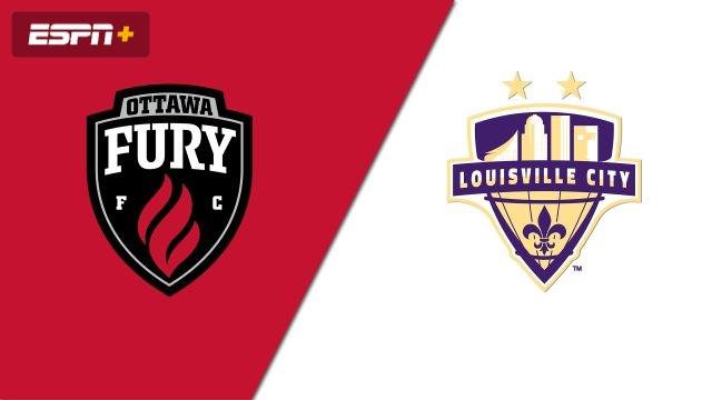 Ottawa Fury FC vs. Louisville City FC (USL Championship)