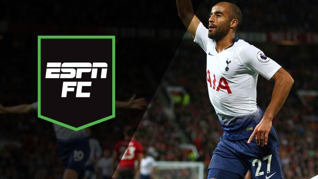 Mon, 8/27 - ESPN FC