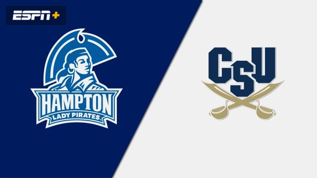 Hampton vs. Charleston Southern (W Volleyball)