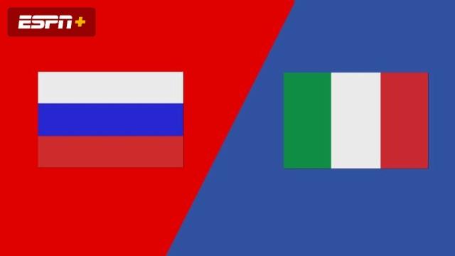 Russia vs. Italy