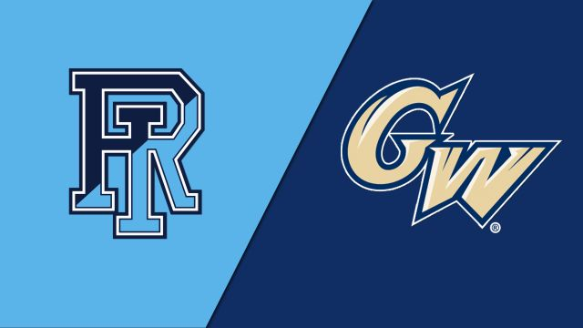Rhode Island vs. George Washington (Baseball)