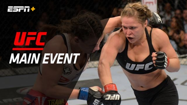 Rousey vs. Tate 2
