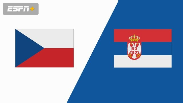 Czech Republic vs. Serbia (Classification For 5th To 8th Place)