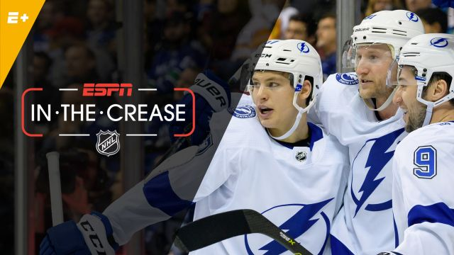 Tue, 12/18 - In the Crease: Stamkos leads Tampa to win