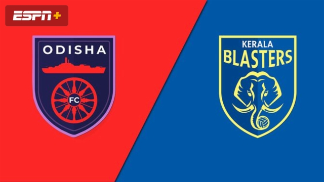 Odisha FC vs. Kerala Blasters FC