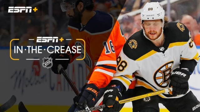 Thu, 2/20 - In the Crease: Bruins, Oilers need OT