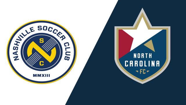Nashville SC vs. North Carolina FC