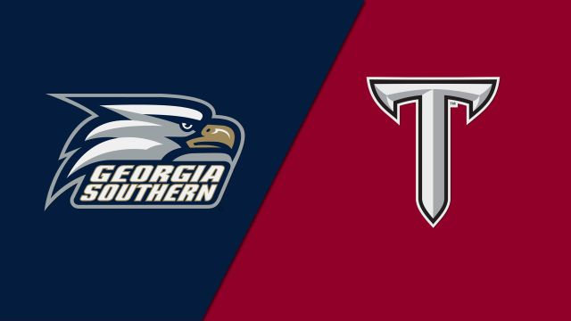 Georgia Southern vs. Troy (W Basketball)