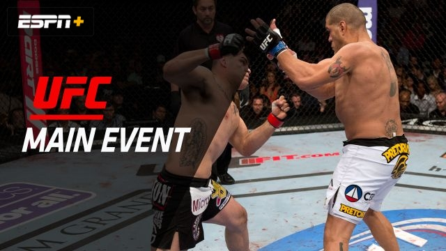 Velasquez vs. Bigfoot 2/Dos Santos vs. Hunt