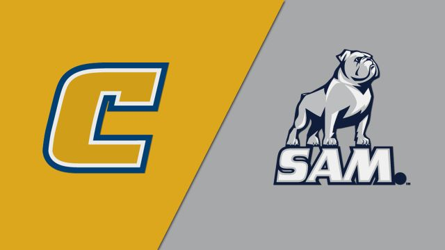 Chattanooga vs. Samford (M Basketball)
