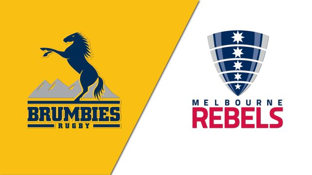 Brumbies vs. Rebels (Super Rugby)