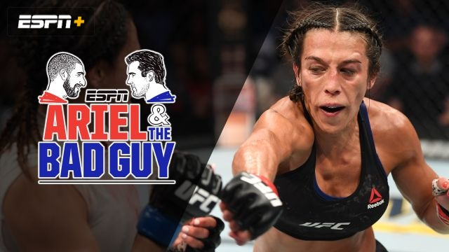 Wed, 10/16 - Ariel and the Bad Guy: Champ form for Jedrzejczyk?