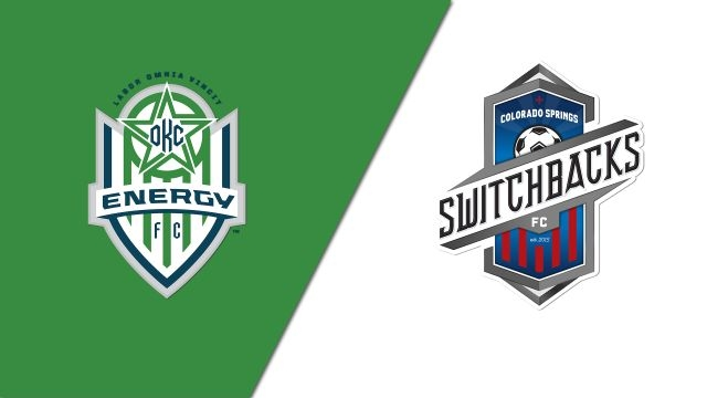 OKC Energy FC vs. Colorado Springs Switchbacks FC (USL Championship)