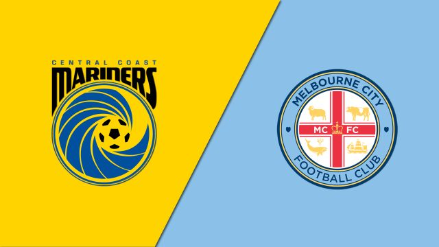 Central Coast Mariners vs. Melbourne City FC (A-League)