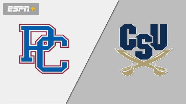 Presbyterian vs. Charleston Southern (W Basketball)