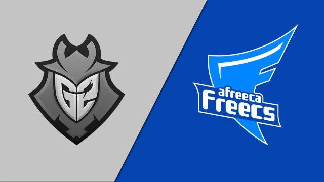 10/15 G2 Esports vs. Afreeca Freecs