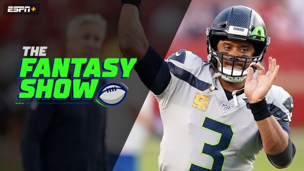 Tue, 11/12 - The Fantasy Show: Week 11 waiver wire