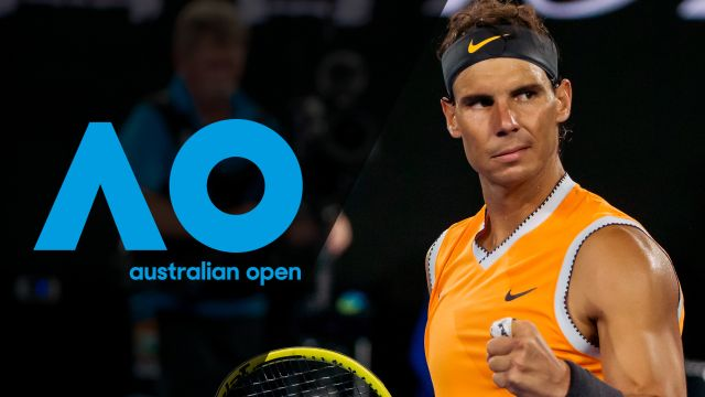 Tue, 1/22 - Australian Open Highlight Show