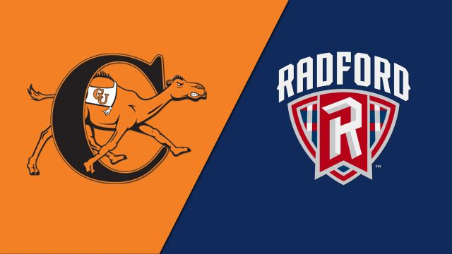 Campbell vs. Radford (Championship) (Big South Women's Basketball Championship)