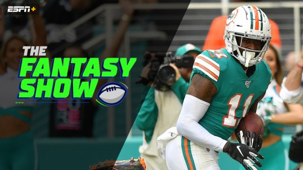 Mon, 12/2 - The Fantasy Show: Week 13 reactions