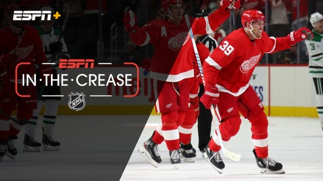 Mon, 10/7 - In The Crease: Mantha busy lighting the lamp