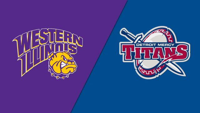 Western Illinois vs. Detroit Mercy (M Soccer)