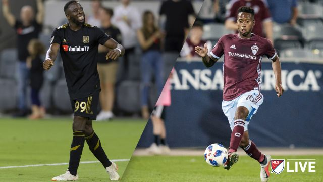 LAFC vs. Colorado Rapids