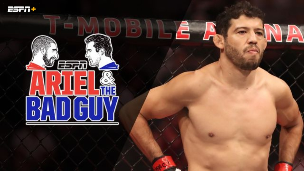 Wed, 11/13 – Ariel and the Bad Guy: Melendez, UFC part ways