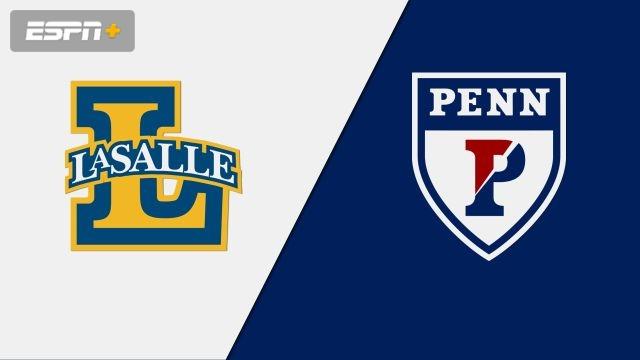 La Salle vs. Pennsylvania (M Basketball)