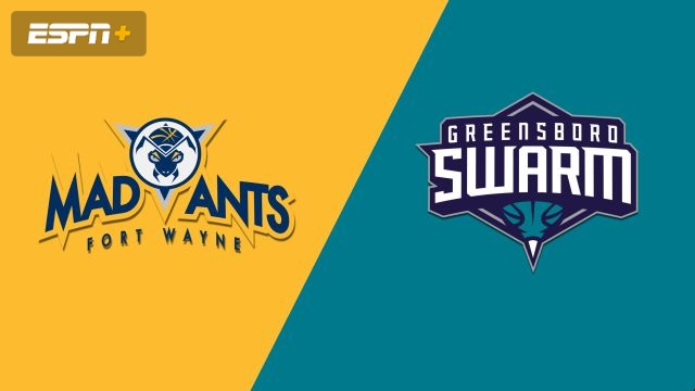 Fort Wayne Mad Ants vs. Greensboro Swarm