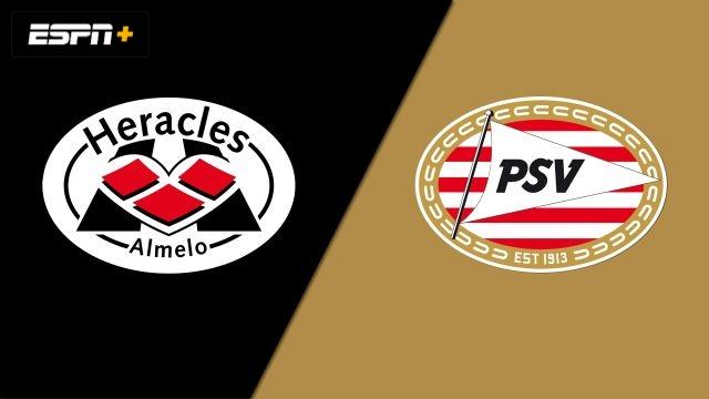 Heracles Almelo vs. PSV (Eredivisie)