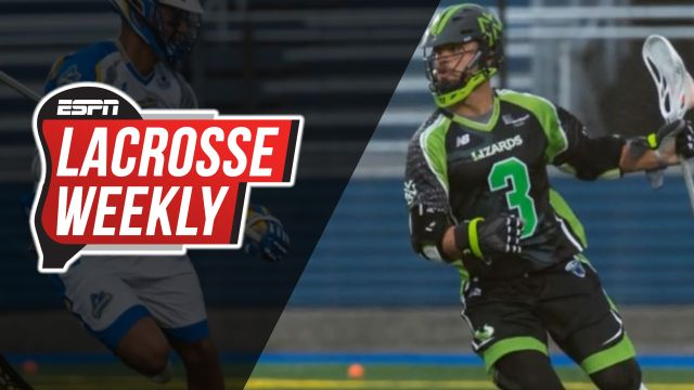 Tue, 7/31 - Lacrosse Weekly