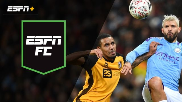Sat, 1/4 – ESPN FC: English FA Cup Saturday recap
